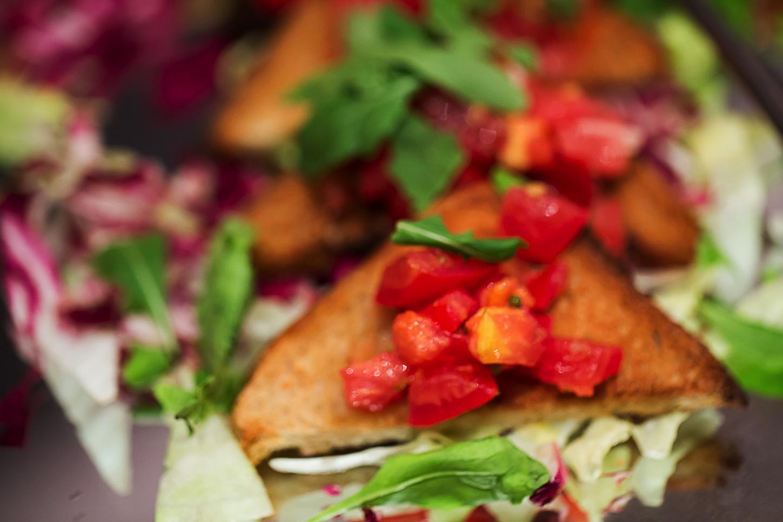fotograf produse alimentare, aperitiv