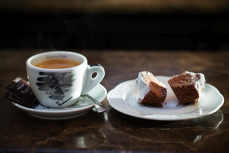 fotograf produse alimentare, cafea